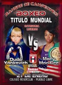 デュダ・ヤンコヴィッチ vs メアリー・ミギー
