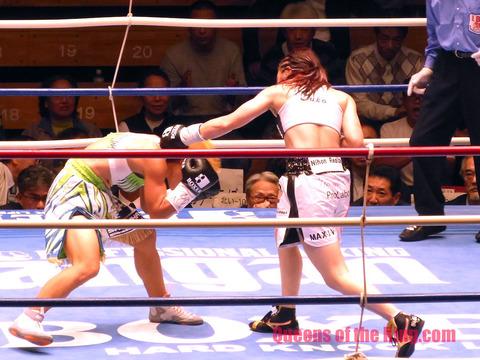 黒木優子 VS 花形冴美 Ⅲ-60