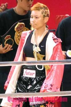 安藤麻里選手