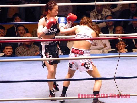 黒木優子vs神田桃子-17