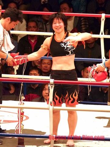 佐々木仁子選手