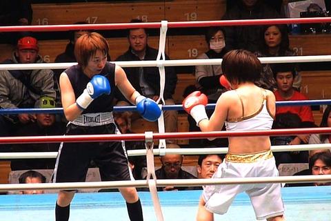 林田昌子 vs 岩川美花