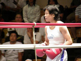 富樫選手 8月のエキシビション