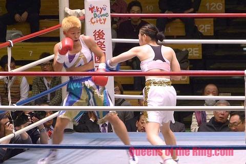 黒木優子 VS 花形冴美 II