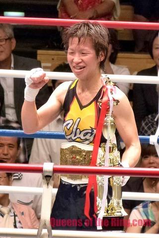 江畑佳代子選手