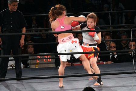 山田純琴 vs Mai-1