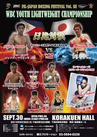 日比ボクシングフェスティバル