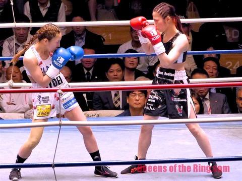 黒木優子vs神田桃子-5