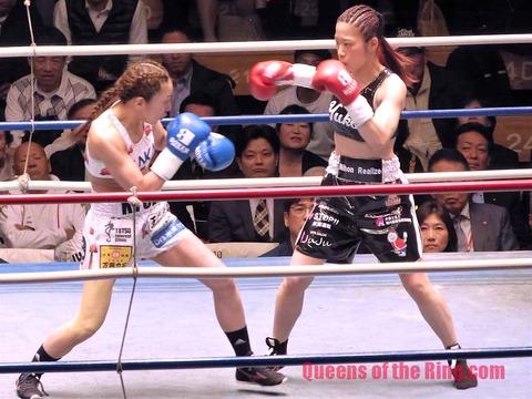 黒木優子vs神田桃子-6