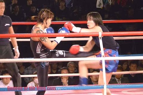 小澤聡子 vs 吉田実代