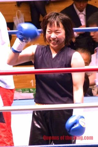 林田晶子選手
