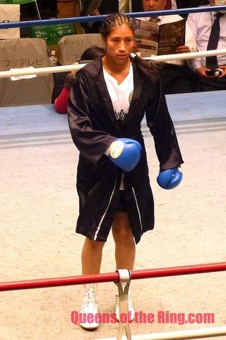 マリベル・ラミレス選手
