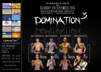 THE DOMINATION 3