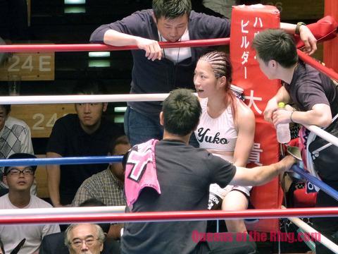 黒木優子 VS 花形冴美 Ⅲ-22