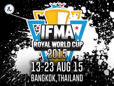 IFMA ROYAL WORLD CUP 2015