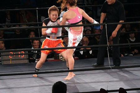 山田純琴 vs Mai-5