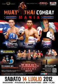 muay-thai combat mania