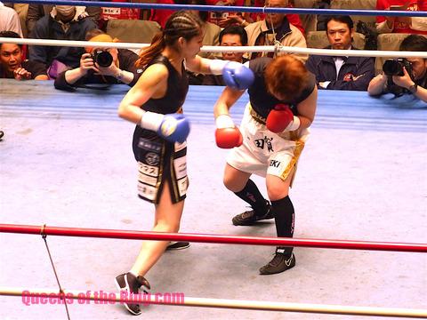 吉田実代vs小関有希-4