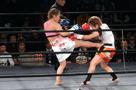 山田純琴 vs Mai-10