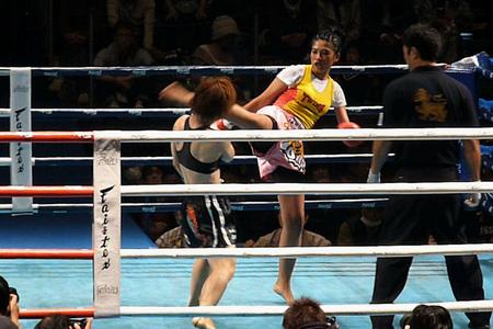 サーサー・ソーアリー vs グレイシャア亜紀R02-2