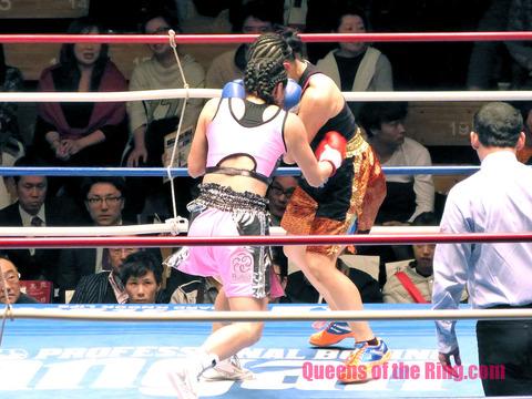 藤原茜vs島野りーみん-7