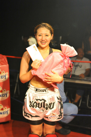 第17試合 勝者TSUNAMI (4)