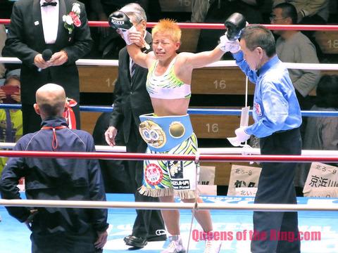 黒木優子 VS 花形冴美 Ⅲ-67