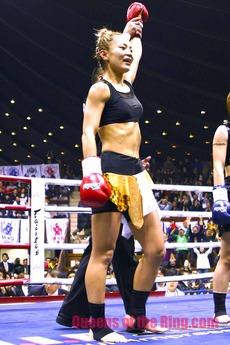 岡田敦子選手