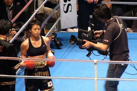 ツナミ選手 TSUNAMI