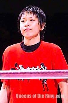 川西友子選手