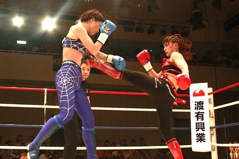 RENA vs 高橋藍