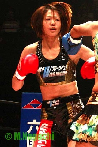 HIROKO選手