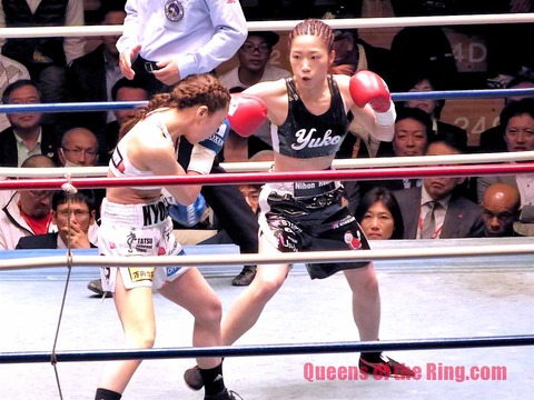 黒木優子vs神田桃子-10