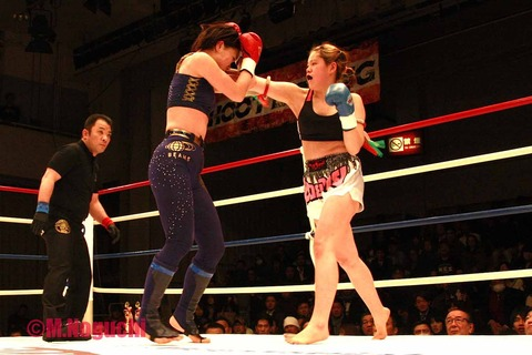 高橋藍 VS チャン・ミジョン