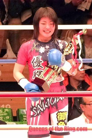 キラ☆Yuuki選手