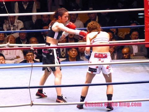 黒木優子vs神田桃子-30