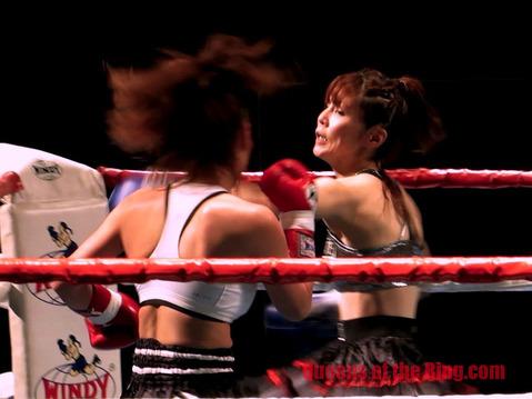 横田香織 vs 伊達連珠-7