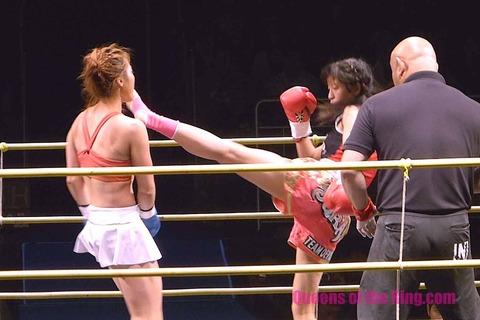 聖☆羅 vs ソン・ヒョギョン