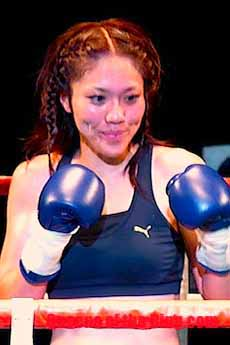 林美久選手