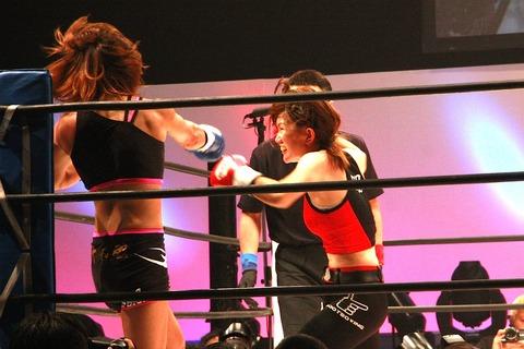 MIO vs 山田よう子