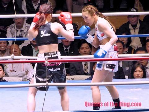 黒木優子vs神田桃子-7