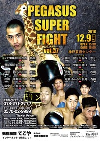 PEGASUS SUPER FIGHT VOL.57
