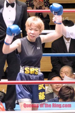 武藤美希子選手