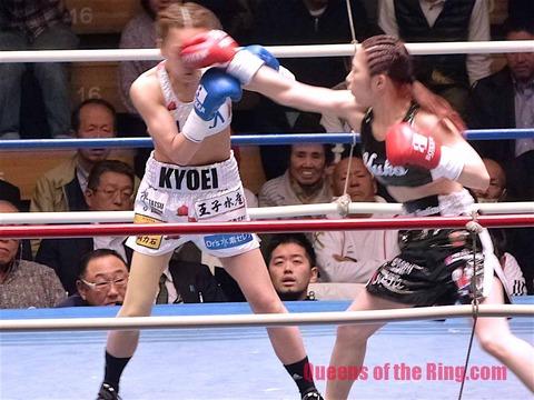 黒木優子vs神田桃子-8